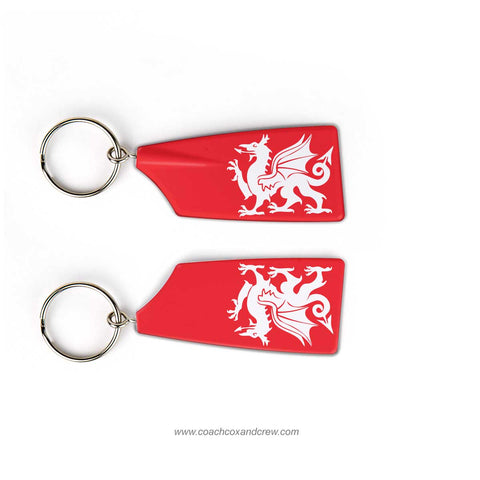 Wales National Rowing Team Keychain