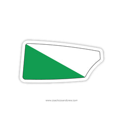 Walter Johnson Crew Oar Sticker (MD)