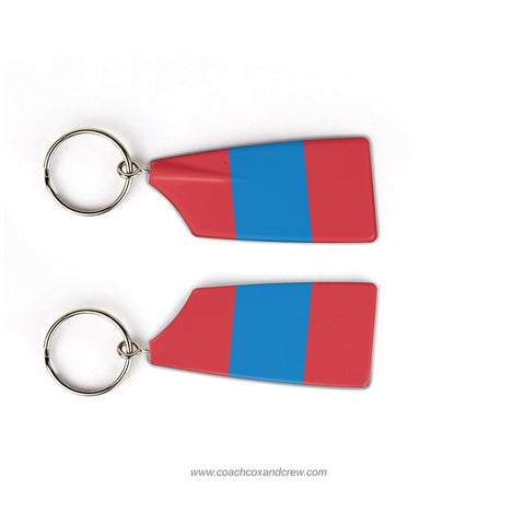 Wappingers Crew Club Rowing Team Keychain (NY)