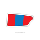 Wappingers Crew Club Oar Sticker (NY)