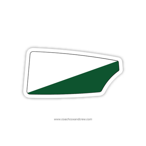 Waynflete School Oar Sticker (ME)