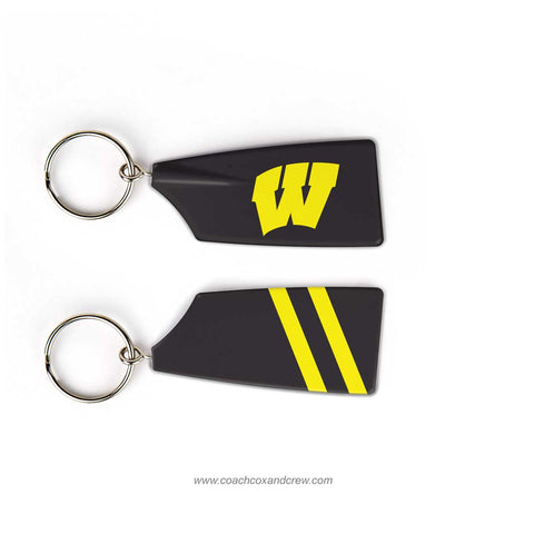 Westfield High School Rowing Team Keychain (VA)
