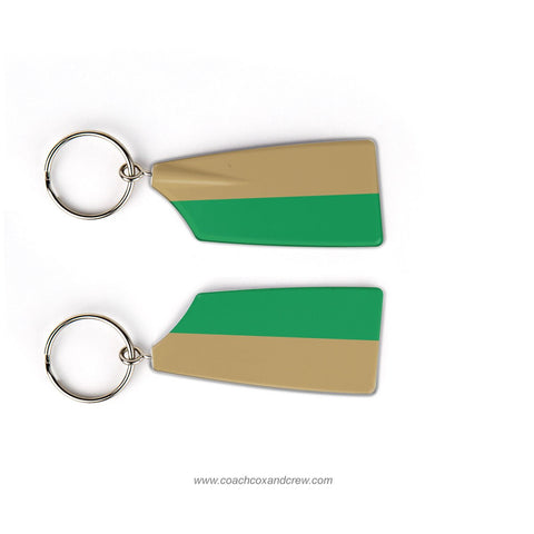 William and Mary Rowing Club Rowing Team Keychain (VA)