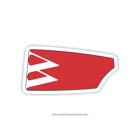Winsor School Oar Sticker (MA)