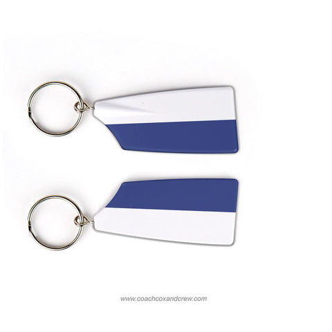 Yale University Rowing Team Keychain (CT)