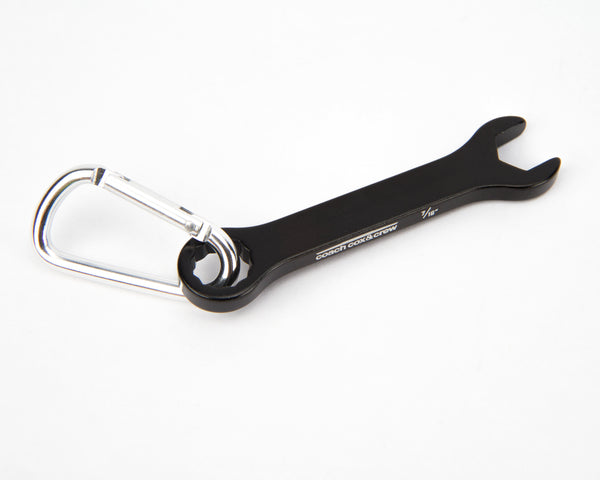 Rower's Wrench - Black 7/16""