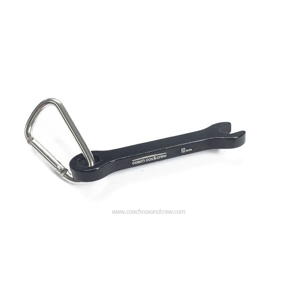 Rower's Wrench - Black 10mm