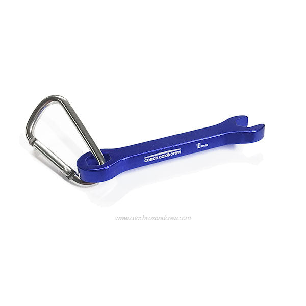Rower's Wrench - Blue 10mm