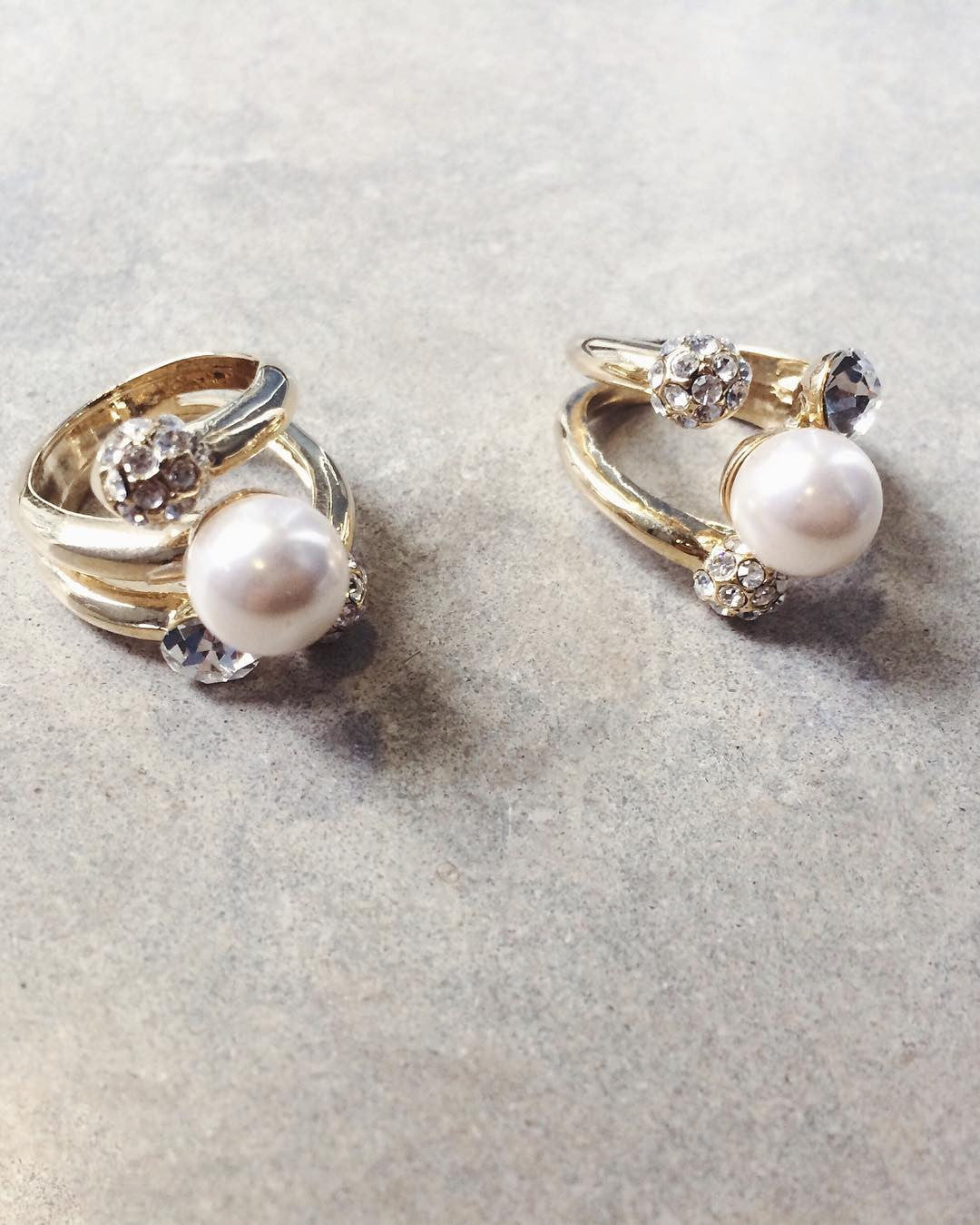 Pearl Party Ring, , Rings, Chic & Shine, Chic & Shine  - 3