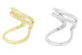 Ropy Ring, , Rings, Chic & Shine, Chic & Shine  - 5