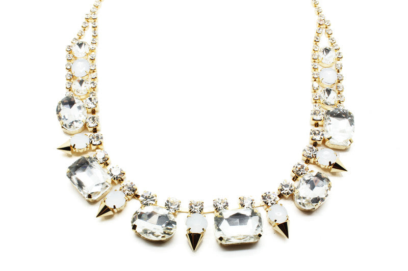Elegance Necklace, , Necklaces, Chic & Shine, Chic & Shine  - 1