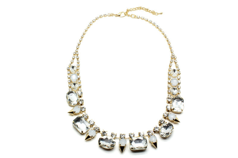 Elegance Necklace, , Necklaces, Chic & Shine, Chic & Shine  - 6