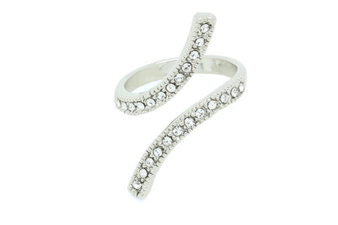 Pavé Open Ring, , Rings, Chic & Shine, Chic & Shine  - 1