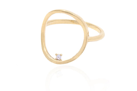 Circle Circle Dot Dot Ring, 6, Rings, Chic & Shine, Chic & Shine  - 1