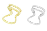 Ropy Ring, Gold, Rings, Chic & Shine, Chic & Shine  - 1