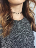 Beaded Lariat Choker, , Necklaces, Chic & Shine, Chic & Shine  - 2