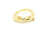 Knotty Ring, 7, Rings, Chic & Shine, Chic & Shine  - 1