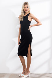 Addison Fitted Knit Dress
