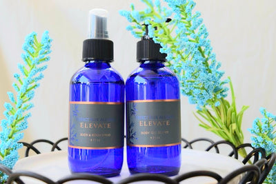 'Elevate' Perfume Body & Room Spray