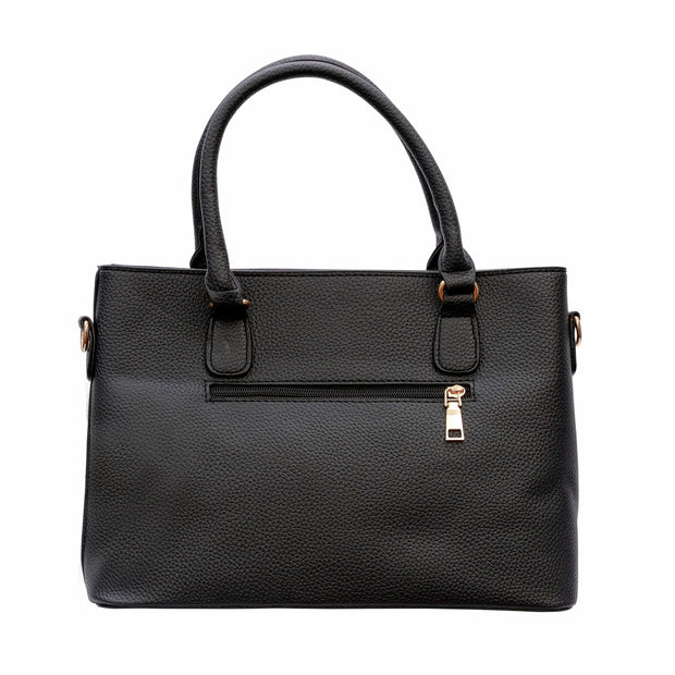 "Ari ""Diamond"" Top Handle Tote"