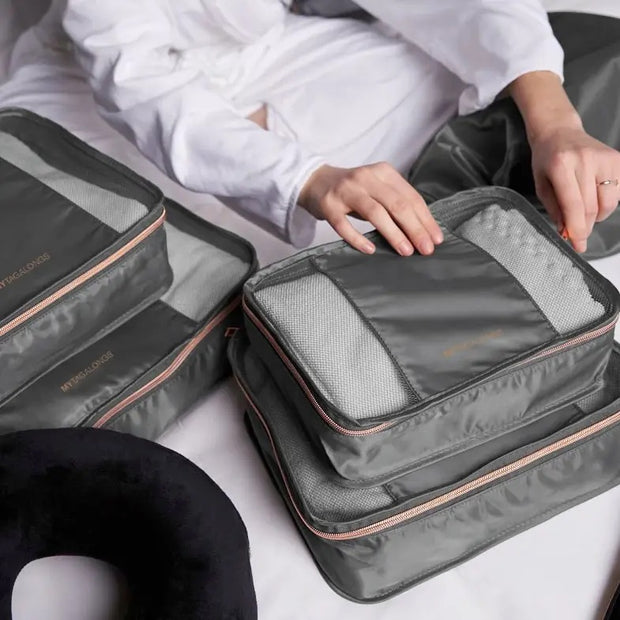 7-Piece Packing Cube Set