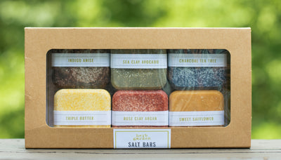 Salt Bar Set