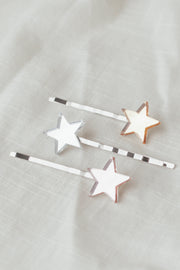 Star Seeker Hair Pins