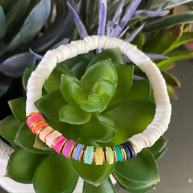 Everyone's Favorite Bracelet Rainbow