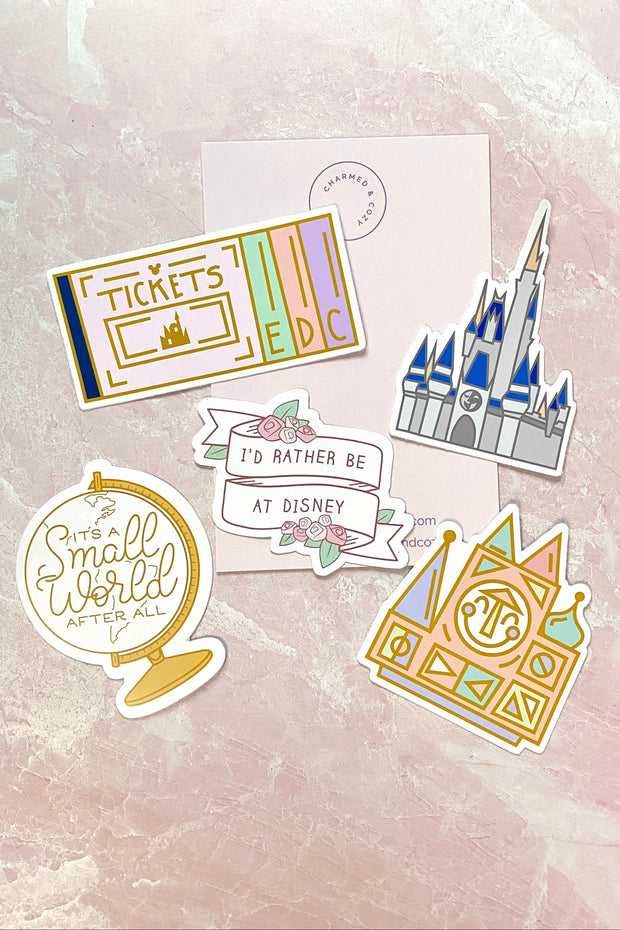 Magical Sticker Pack