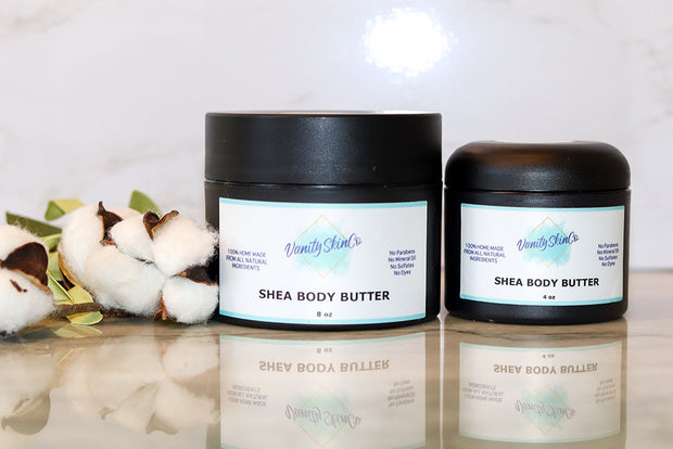 Scented Shea Butter - Crowned Jewel