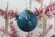 Hand Painted Round Ornaments