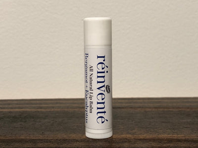 Bergamot and Eucalyptus Lip Balm
