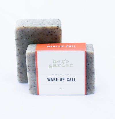 Handcrafted Soap - Wake-Up Call
