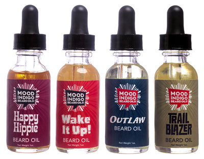 Beard Oils by Mood Indigo
