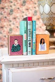Build your own Feminist Women bookend set