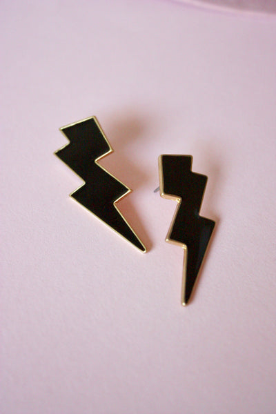 Alley Bolt Earring