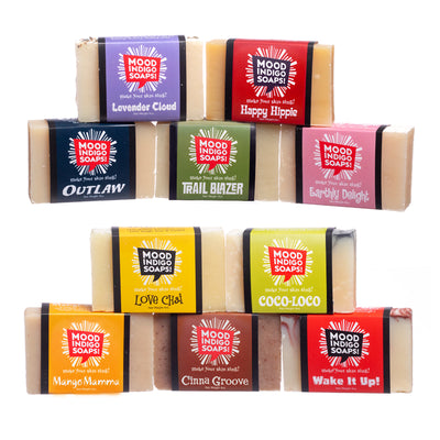 Body Bars - Natural Soaps by Mood Indigo