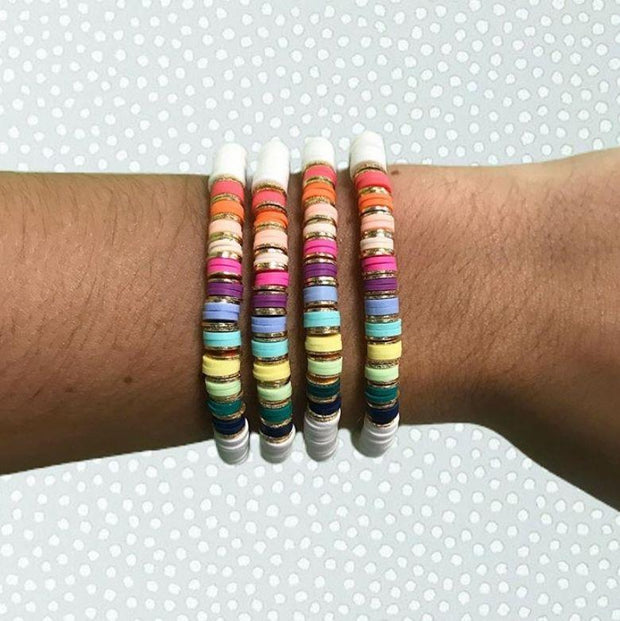 """Everyone's Favorite Rainbow"" Bracelet"