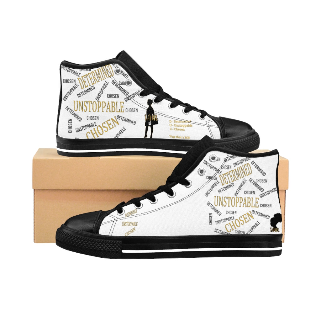 DUC Women's High-top Sneakers