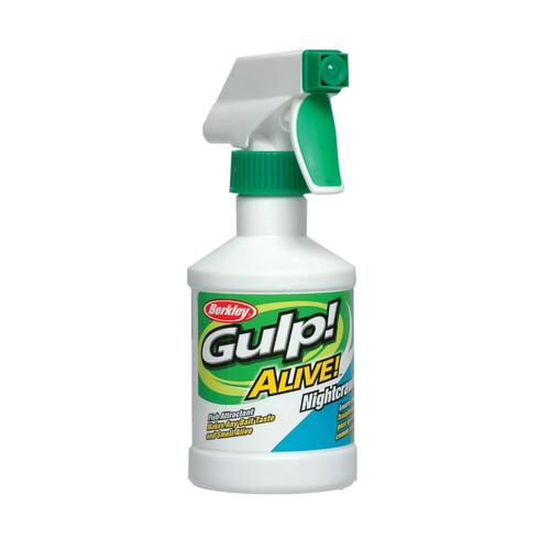 Gulp! Alive! Spray Attractant Nightcrawler, 8 oz Spray Bottle