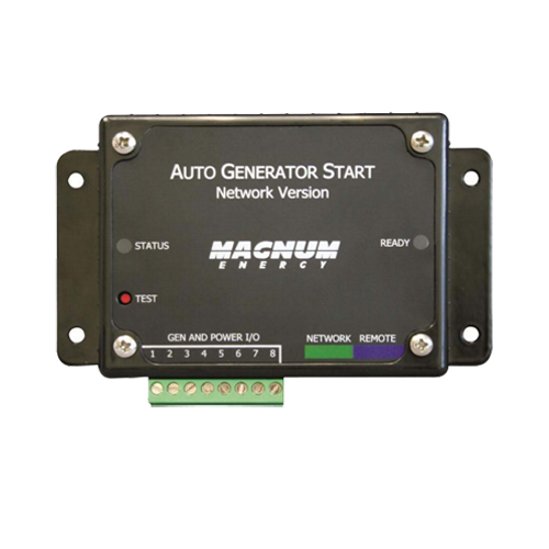 Automatic Gen Start Module, Network