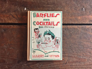 Barflies and Cocktails | Book