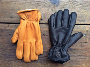 ESM + Geier | Nordic Fleece Deerskin Gloves