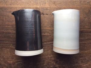 Small Artisan Ceramic Pitcher
