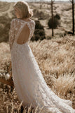Zinnia Lace Wedding Party Maxi Dress - VogueOnlyStation