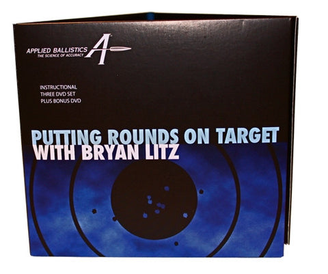 AB - Putting Rounds On Target - DVD Set