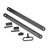 Versa-Pod - 150-801 UIT (Anschutz) Conversion Rail Kit