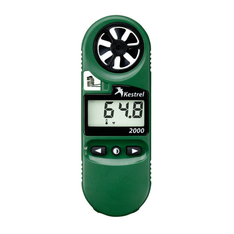 Kestrel® 2000 Pocket Wind Meter