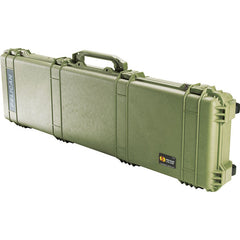 Pelican 1750 Long Case with Foam (Olive Drab Green)