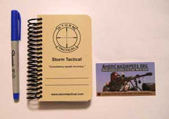 Storm Tactical RNR Pocket Data Book